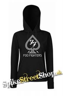 cb415d690bc7 FOO FIGHTERS - čierna dámska mikina