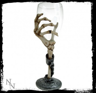 GOTHIC COLLECTION - Claw Goblet (21cm) - čaša
