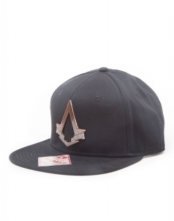 ASSASSINS CREED SYNDICATE - Bronze Logo Snapback - šiltovka