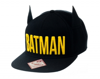 BATMAN - Snapback With Ears - šiltovka