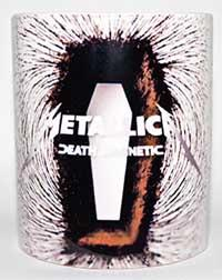 Hrnček METALLICA - Death Magnetic