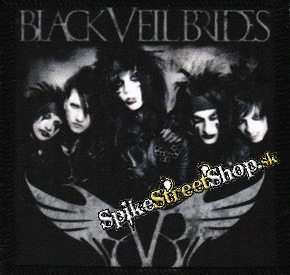 Fotonášivka BLACK VEIL BRIDES - Wings