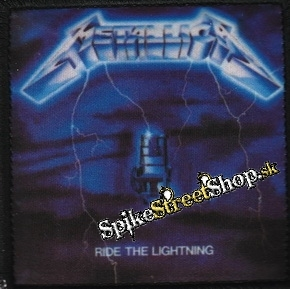 Fotonášivka METALLICA - Ride The Lightning