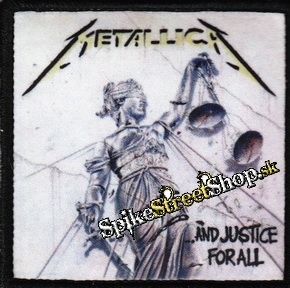 Fotonášivka METALLICA - And Justice For All