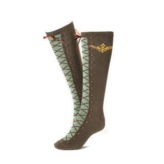 NINTENDO - Zelda Knee High Sock - ponožky