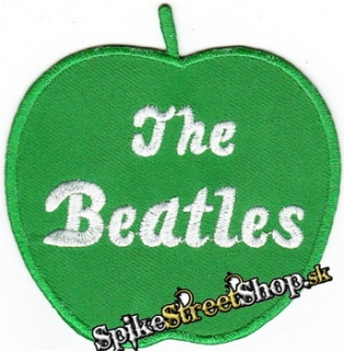 BEATLES - Green Apple - nažehlovacia nášivka