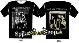 RAGE AGAINST THE MACHINE - The Battle Of Los Angeles - čierne pánske tričko 225f76df5bc