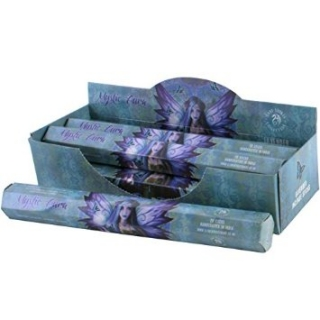 GOTHIC COLLECTION - Anne Stokes Incense Sticks Mystic Aura - vonné tyčinky
