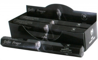 GOTHIC COLLECTION - Anne Stokes Incense Sticks Gothic Prayer - vonné tyčinky