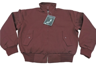 Bunda HARRINGTON - Bordo