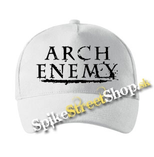 ARCH ENEMY - Logo - biela šiltovka (-30% AKCIA) 55d12c0e806