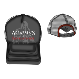 ASSASSINS CREED REVELATIONS - Trucker Cap - šiltovka