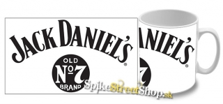 Hrnček JACK DANIELS - Old No.7 White