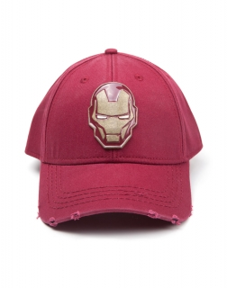 AVENGERS - Iron Man Copper Badge Adjustable Cap - šiltovka