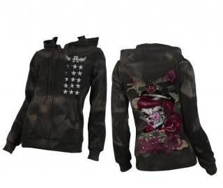 ALCHEMY GOTHIC - Fighting Truth Hoodie - dámska mikina