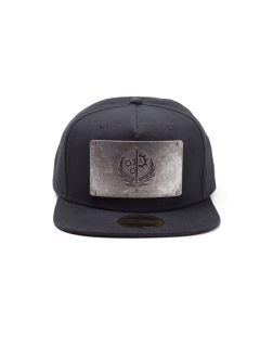 FALLOUT 4 - Brotherhood of Steel Metal Plate Snapback - šiltovka