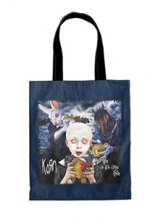 KORN - Tote Bag See You on The Other Side - taška cez plece (Výpredaj 2017)