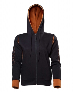 ASSASSINS CREED MOVIE - Crest Logo Women's Hoodie - čierna dámska mikina