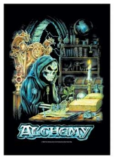 ALCHEMY GOTHIC - The Alchemist - vlajka
