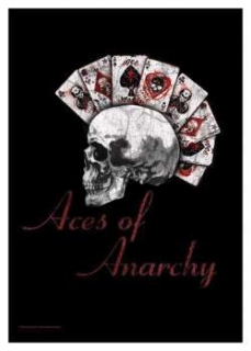ALCHEMY GOTHIC - Aces Of Anarchy - vlajka