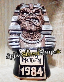 Keramická figúrka IRON MAIDEN - Eddie Through The Years 1984