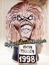 Keramická figúrka IRON MAIDEN - Eddie Through The Years 1998 Motive 2