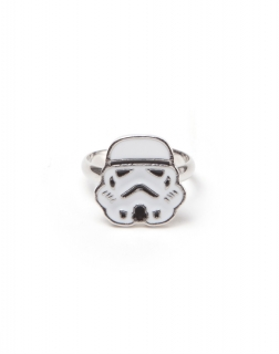 STAR WARS - Stormtrooper Ring - prsteň
