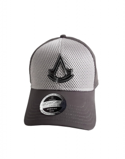 f1a18ee47 ASSASSINS CREED MOVIE - Metal Crest Logo Curved Bill - šiltovka