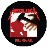 METALLICA - Kill´Em All - odznak