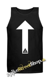 30 SECONDS TO MARS - Sign - Mens Vest Tank Top - čierne