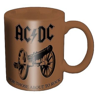 Hrnček AC/DC - For Those About To Rock
