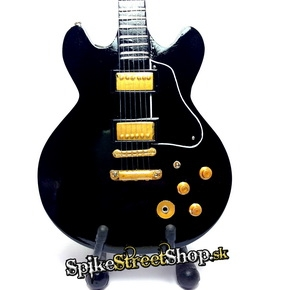 Gitara BB KING - GIBSON LUCILLE - Mini Guitar USA