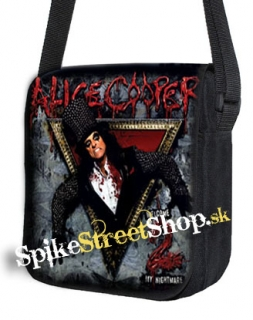 ALICE COOPER - Welcome 2 My Nightmare - taška menšia