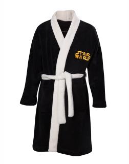 54b475031fc2 STAR WARS - Stormtrooper Kids Bathrobe - čierny detský župan