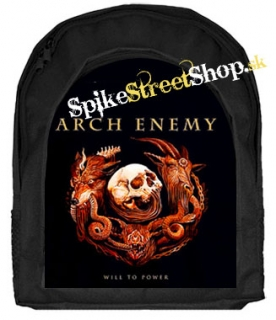 ARCH ENEMY - Will To Power - ruksak
