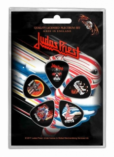 Sada trsátiek JUDAS PRIEST - Turbo