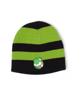 8d6d20f75 NINTENDO - Yoshi Striped Beanie - zimná čiapka