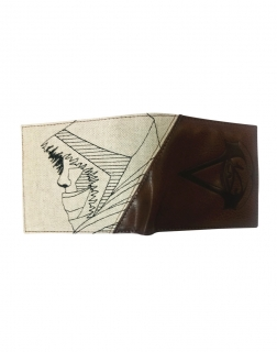 ASSASSINS CREED ORIGINS - Bayak Inspired Zip Around Bi-Fold Wallet - peňaženka