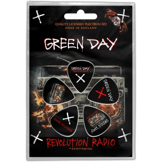 Sada trsátiek GREEN DAY - Revolution Radio