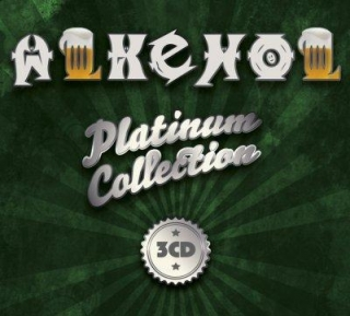 ALKEHOL - Platinum Collection (3cd)