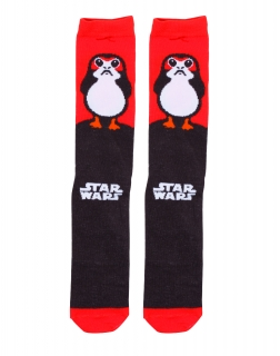 STAR WARS - The Last Jedi Porgs Crew Socks - ponožky