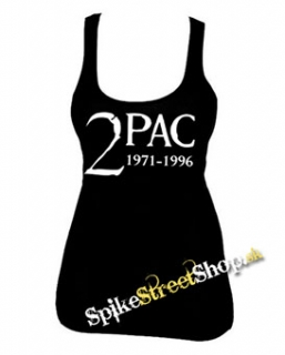 2 PAC - 1971-1996 - Ladies Vest Top