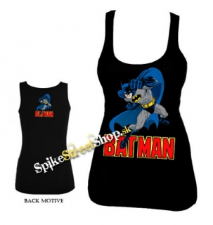 BATMAN - Ladies Vest Top