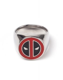 DEADPOOL - Signet Ring - prsteň