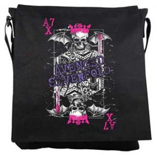AVENGED SEVENFOLD - King Official Folder Bag - taška na rameno