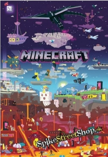 MINECRAFT - World Beyond - plagát
