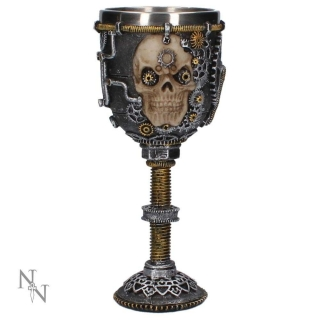 GOTHIC COLLECTION - Let Off Some Steam Goblet 18cm - čaša