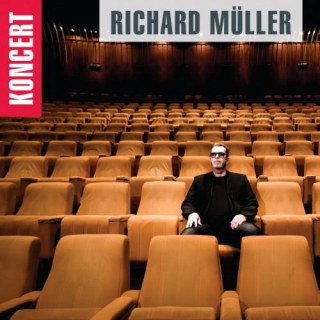 MÜLLER RICHARD - Koncert (cd)
