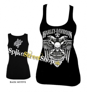 HARLEY DAVIDSON - Herb - Ladies Vest Top