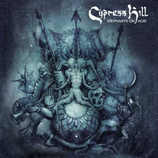 CYPRESS HILL - Elephants On Acid (cd)